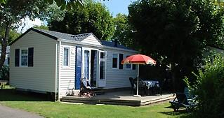 Location - Cottage 2 Chambres - Camping Les Embruns