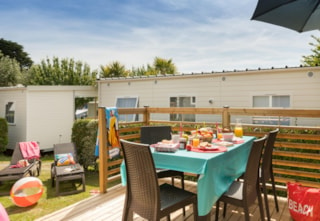 L-Cottage Ty Armorik Semi Covered Terrasse -