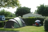 Pitch - Pitch next to the boilets block - easier for disabled people - Camping les Embruns