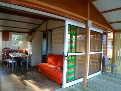 Chalet Samoa 35m² - 3 bedrooms - arrivals saturday Wednesday and special stay