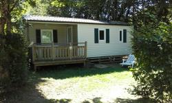 Mobile home T2  TRIGANO - 2 bedrooms - arrivals saturday