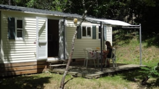 1 Bedroom In Shared Mobile Home - Yoga End Trekking Retreat