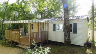 Mobile-Home Sun 24M² - Sheltered Terrace - 2 Bedrooms