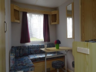 Mobil-Home 2 Bedrooms (Without Private Facilities)