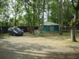 Rental - Canvas Bungalow Without Private Facilities - Camping Le Picouty
