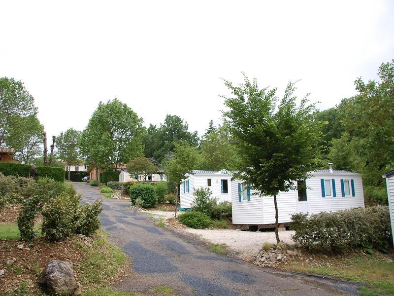 Camping le Picouty, Payrac, Lot