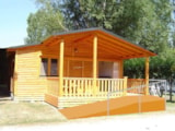 Rental - Palace  chalet eqipped for someone with reduced mobility - Camping La Marjorie