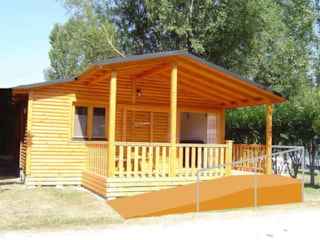 Palace  chalet eqipped for someone with reduced mobility