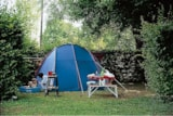 Pitch - Pitch Tent without electricity - Camping La Marjorie