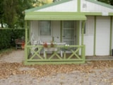 Rental - Small Trianon Chalet - Camping La Marjorie