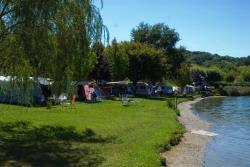 Pitch - Beach Package (Car, Tent, Caravan Or Camping-Car, With Electricity) - Camping du Lac du Lit du Roi