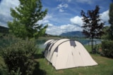 Pitch - Pakackage Pitch Beach (car, tent or caravan or camping-car, with electricity) - Camping du Lac du Lit du Roi