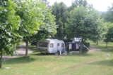 Pitch - Nature Package without electricity (car, tent or caravan or camping-car) - Camping du Lac du Lit du Roi