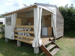 Bungalowtent -without private facilities
