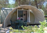 Rental - COCO TENTS without toilet blocks - Camping Village Punta Navaccia