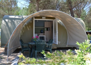 COCO TENTS without toilet blocks