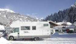 Wintercamping Place