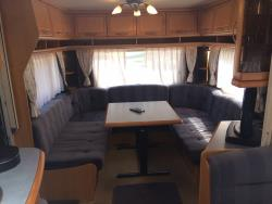 Caravan Hobby for 3 People