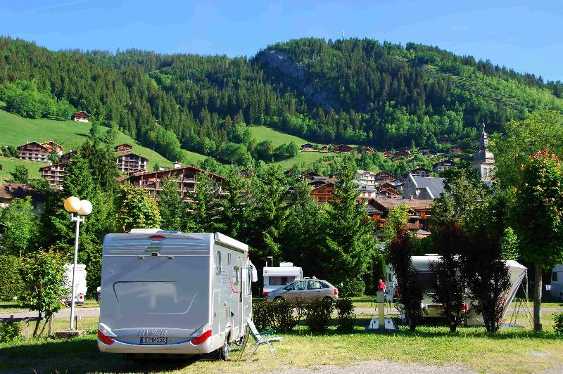 Emplacement - Emplacement Standard 80 M² - Camping L'Escale