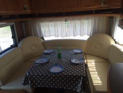 Caravan Orchidée for 4 People