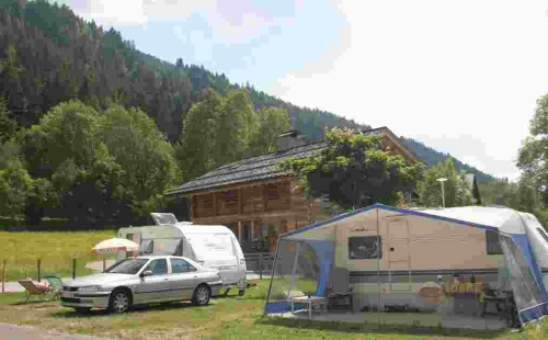Emplacement - Emplacement Confort - Camping L'Escale
