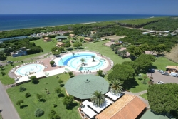 Establishment California Camping Village - Marina di Montalto (Viterbo)