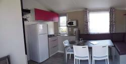 Mobile home Rideau NIRVANA QUATTRO 4 bedrooms (beach side)