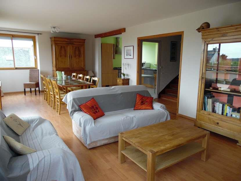 Location - Appartement Meuble 4 Chambres 8 Pers (Vue Mer) - Camping Les Saules