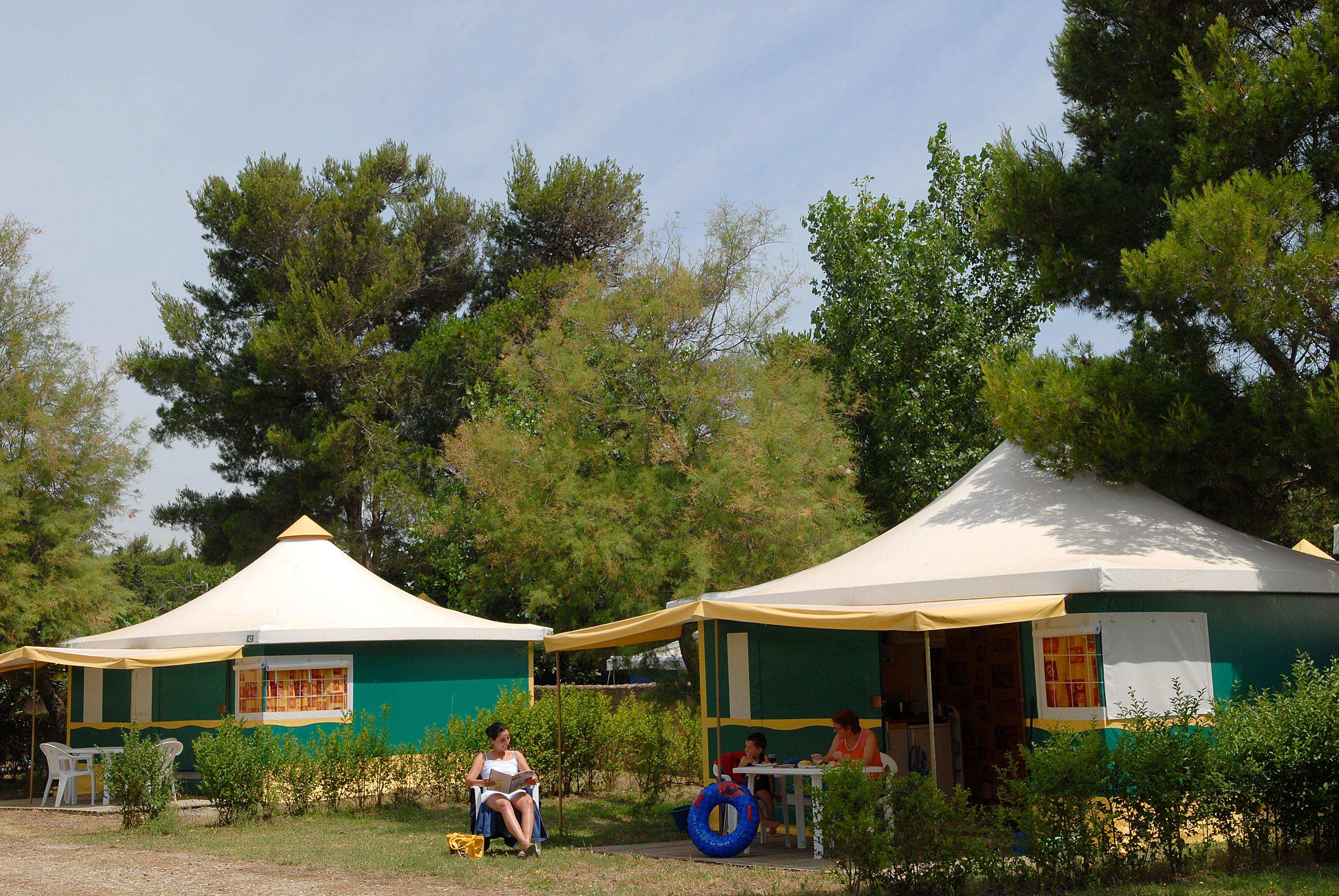 Betrieb Camping Les Mûriers - VENDRES-PLAGE