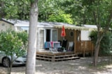 Rental - Grand Cottage - 2 bedrooms - 160 (Sunday) - Camping DOMAINE DE GIL
