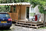 Rental - Grand Cottage - 2 bedrooms - 160 (Saturday) - Camping DOMAINE DE GIL