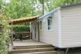 Rental - Family - 3 bedrooms (Sunday) - Camping DOMAINE DE GIL