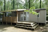 Rental - Grand Cottage - 2 bedrooms - 140 (Sunday) - Camping DOMAINE DE GIL
