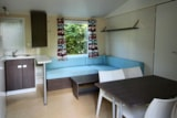 Rental - Cottage Tradition - 2 bedrooms - 140 (Saturday) - Camping DOMAINE DE GIL