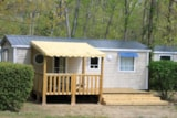 Rental - Family - 3 bedrooms (Saturday) - Camping DOMAINE DE GIL