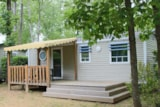 Rental - Family Plus - 3 Bedrooms (Sunday) - Camping DOMAINE DE GIL