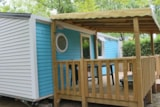 Rental - Cottage - 2 Bedrooms - 160 (Sunday) - Camping DOMAINE DE GIL