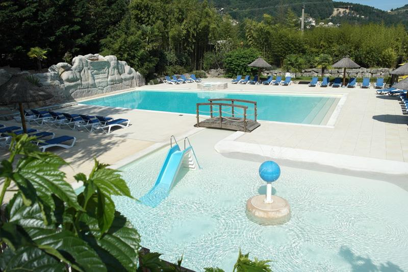 Betrieb Camping DOMAINE DE GIL - Ucel