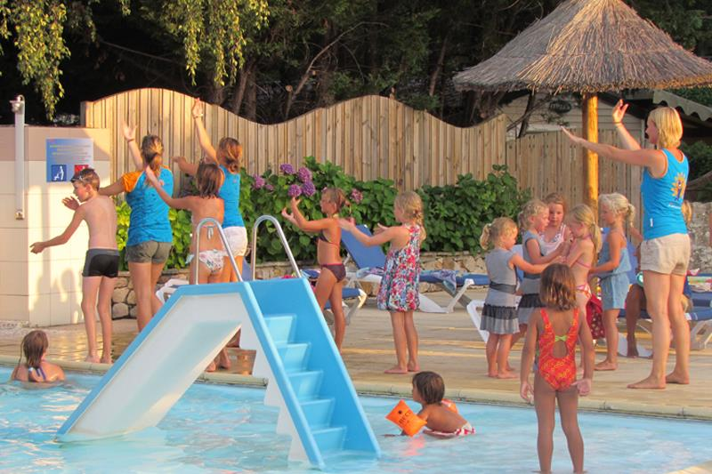 Animations Camping DOMAINE DE GIL - Ucel