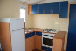 Rental - Residence FUTAIE with Covered Terrace - Camping LA GARENNE