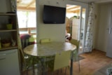 Rental - Residence LES ROSES  with Covered Terrace - Camping LA GARENNE