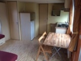 Rental - Residence LOFT with covered terrace  + TV - Camping LA GARENNE