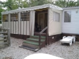 Rental - Residence RIVIERA with covered terrace - Camping LA GARENNE
