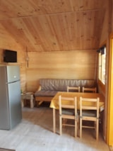 Rental - NEWS 2017 CHALET with Covered Terrace + TV + dishwasher  1/5 pers - Camping LA GARENNE