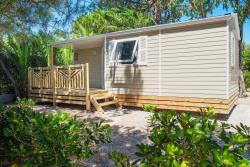 Mobile-home 2 bedrooms & Loggia