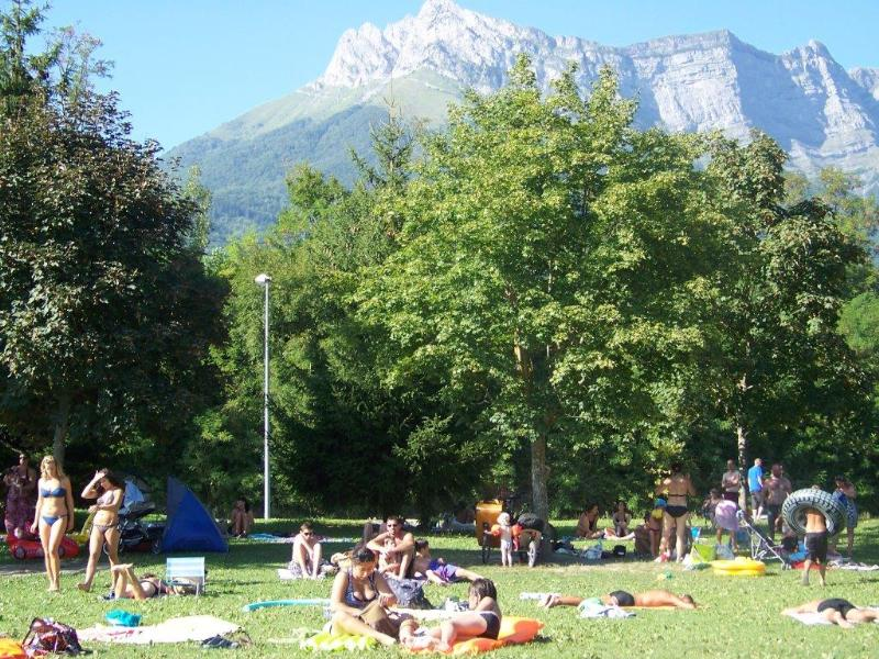 Playas Camping du Lac de Carouge - SAINT-PIERRE-D'ALBIGNY