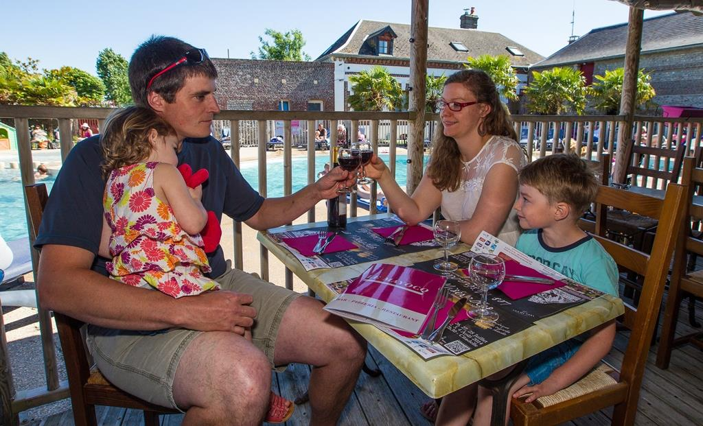 Camping Kawan Villages le Ridin, Le Crotoy, Somme
