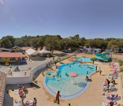 Establishment Camping Le Royannais - Le Verdon Sur Mer