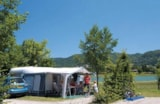 Pitch - Camping pitch - Camping des Gorges de l'Oignin