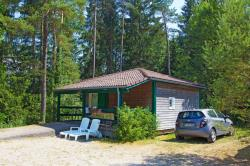 Accommodation - Chalet Pinada - Camping des Gorges de l'Oignin